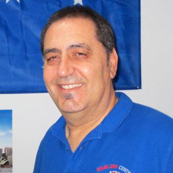 Mike - Profesor de inglés en Alcalá de Henares